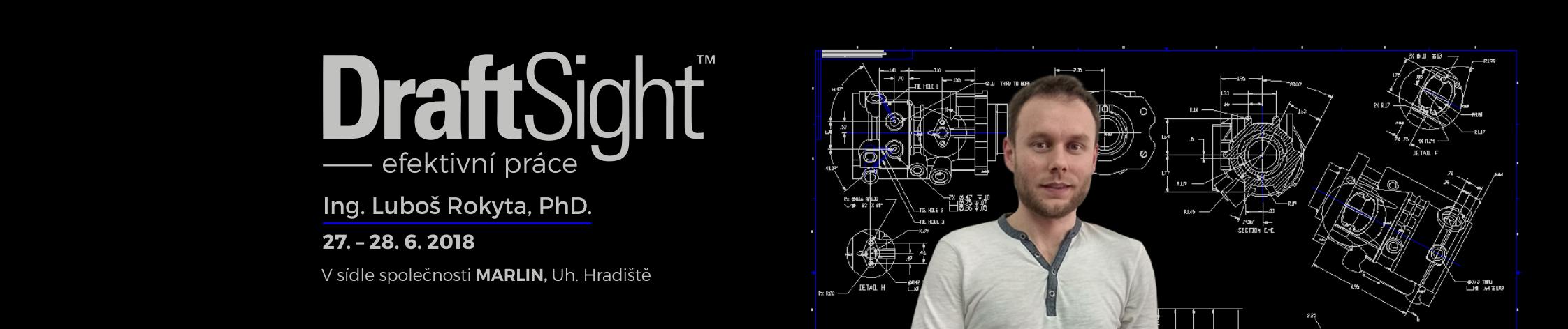 DraftSight - efektivní práce